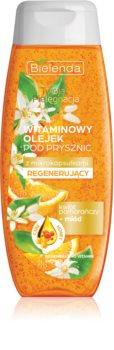 Bielenda Your Care Orange Blossom & Honey pielęgnujący olejek pod prysznic z witaminą E