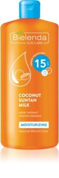 Bielenda Sun Care lotiune hidratanta SPF 15