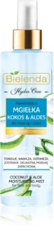 Bielenda Hydra Care Coconut & Aloe hydratační mlha na obličej a tělo