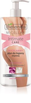 Bielenda Micellar Intimate Care Rose gel micellaire nettoyant pour les parties intimes