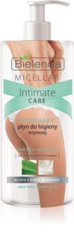 Bielenda Micellar Intimate Care Aloe Vera gel micelar pentru igiena intima