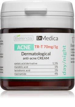 Bielenda Dr Medica Acne Hautcreme für fettige Haut mit Neigung zu Akne