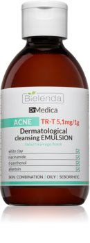 Bielenda Dr Medica Acne emulsione detergente dermatologica per pelli grasse con tendenza all'acne