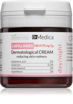 Bielenda Dr Medica Capillaries crème anti-rougeurs et anti-vaisseaux dilatés