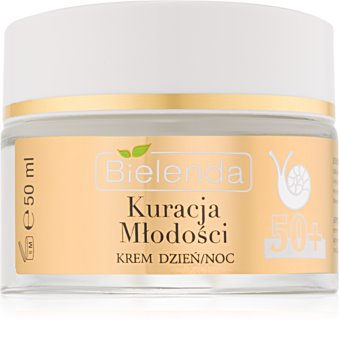 Bielenda Youth Therapy crème lifting de jour anti-rides 50+