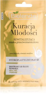 Bielenda Youth Therapy Revitalising Cloth Mask for Face