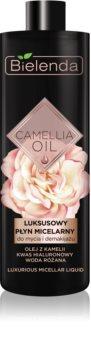 Bielenda Camellia Oil água micelar para uma limpeza suave
