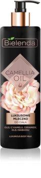 Bielenda Camellia Oil lait corporel traitant