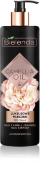 Bielenda Camellia Oil лосион-грижа за тяло