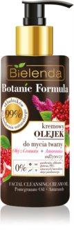 Bielenda Botanic Formula Pomegranate Oil + Amaranth Cleansing Face Oil