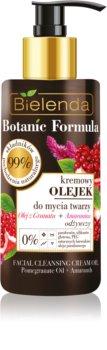 Bielenda Botanic Formula Pomegranate Oil + Amaranth Reinigungsöl für das Gesicht