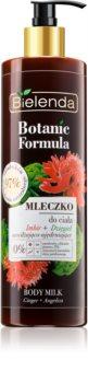 Bielenda Botanic Formula Ginger + Angelica Hydraterende en Versterkende Body Lotion