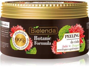 Bielenda Botanic Formula Ginger + Angelica θρεπτική απολέπιση για το σώμα