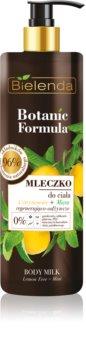 Bielenda Botanic Formula Lemon Tree Extract + Mint nährende Körpermilch