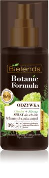 Bielenda Botanic Formula Hops + Horsetail Leave - In Spray Conditioner For Damaged And Colour-Treated Hair