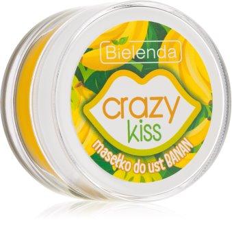 Bielenda Crazy Kiss Banana beurre à lèvres traitant