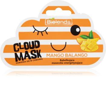 Bielenda Cloud Mask Mango Balango poživitvena maska za obraz