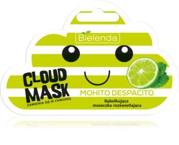 Bielenda Cloud Mask Mohito Despacito Whitening Facial Mask