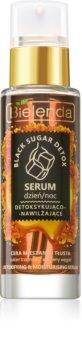 Bielenda Black Sugar Detox siero detergente detossinante