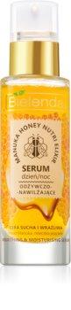 Bielenda Manuka Honey siero nutriente e di idratazione profonda