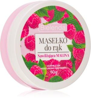 Bielenda Hand Butter Moisturizing Raspberry βούτυρο για τα χέρια