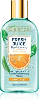Bielenda Fresh Juice Orange acqua micellare idratante