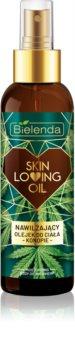 Bielenda Skin Loving Oil Hemp θρεπτικό και ενυδατικό λάδι