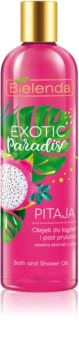 Bielenda Exotic Paradise Pitaya περιποιητικό λάδι ντους
