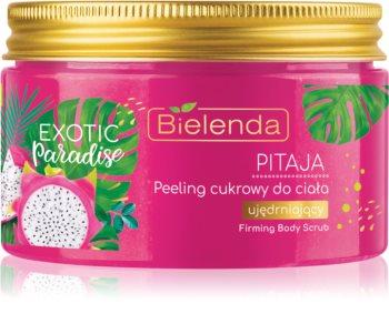 Bielenda Exotic Paradise Pitaya gommage au sucre effet raffermissant