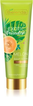 Bielenda Exotic Paradise Melon lait corporel hydratant