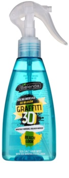 Bielenda Graffiti 3D Beach Look Styling-Salzspray für das Haar