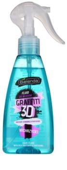 Bielenda Graffiti 3D Wind in Hair spray stylizujący do włosów trudno poddających się stylizacji