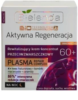 Bielenda Active Regeneration 60+ regenerirajuća noćna krema protiv bora