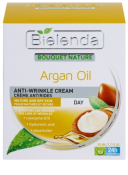 Bielenda Argan Oil Hydrating Day Cream For Mature Skin