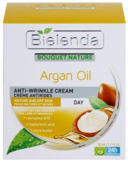 Bielenda Argan Oil hydratisierende Tagescreme für reife Haut