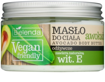 Bielenda Vegan Friendly Avocado manteiga corporal
