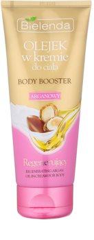 Bielenda Body Booster Argan Oil crème pour le corps régénérante