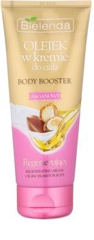 Bielenda Body Booster Argan Oil regenerierende Creme für den Körper