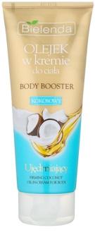 Bielenda Body Booster Coconut Oil stärkende Körpercrem