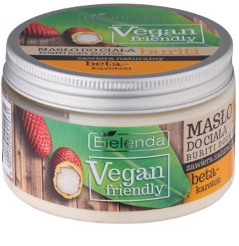 Bielenda Vegan Friendly Buriti manteiga corporal