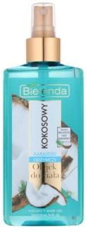 Bielenda Tropical Oils Coconut huile corporelle nourrissante