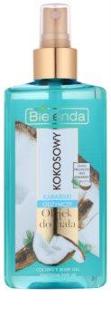 Bielenda Tropical Oils Coconut huile pour le corps nourrissante