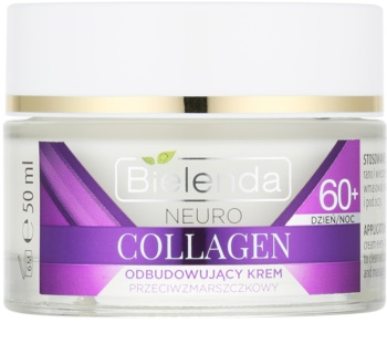 Bielenda Neuro Collagen obnovující krém proti vráskám 60+