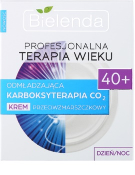 Bielenda Professional Age Therapy Rejuvenating Carboxytherapy CO2 Anti-Faltencreme 40+