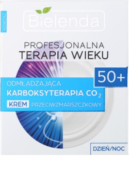 Bielenda Professional Age Therapy Rejuvenating Carboxytherapy CO2 Anti-Wrinkle Cream 50+