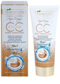 Bielenda Color Control Body Perfector krem do ciała CC wodoodporny, samoopalający