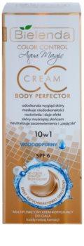 Bielenda Color Control Body Perfector Wasserfeste CC Creme mit Bräunungseffekt