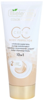 Bielenda Color Control Body Perfector CC крем за тяло с изглаждащ ефект