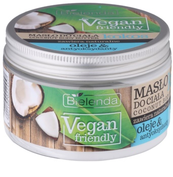 Bielenda Vegan Friendly Coconut tělové máslo