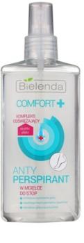 Bielenda Comfort+ antitraspirante spray per i piedi